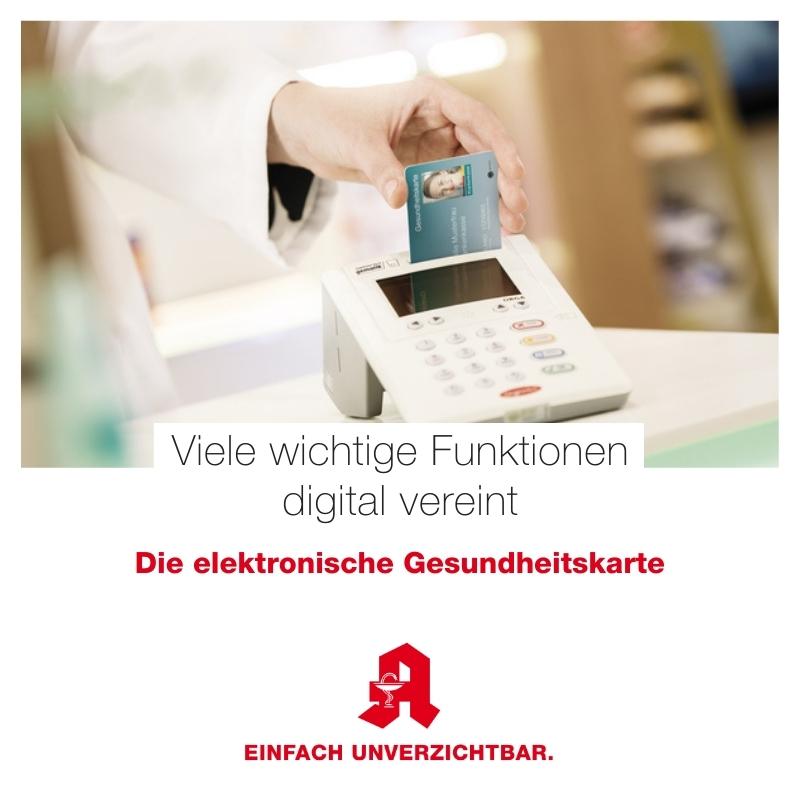 Vorteile durch die elektronische Gesundheitskarte