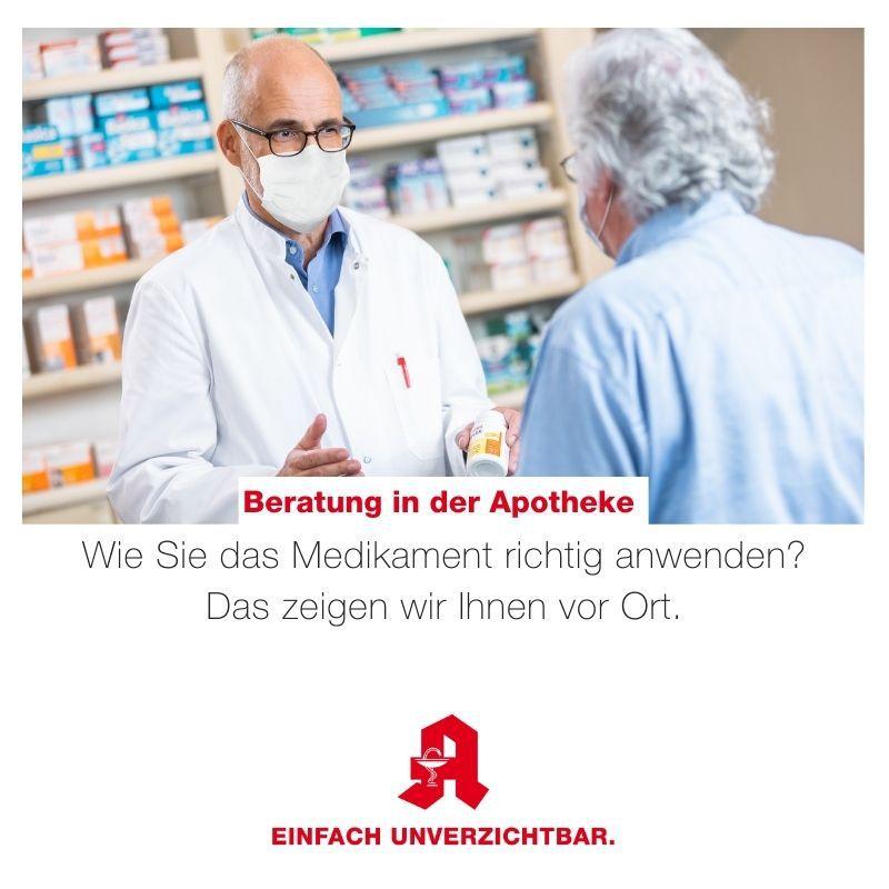 Beratungsintensive Medikamente